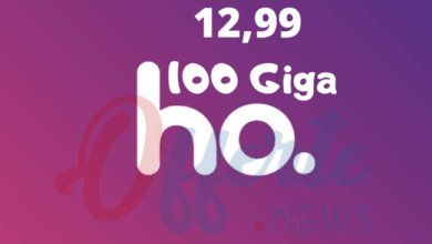 Photo of ho. Mobile lancia ho. 12.99 100 Giga: in promo fino al 12 Maggio 2020
