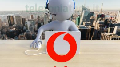 Photo of Winback Vodafone Call Center: minuti ed sms illimitati e 50 Giga a partire da 7 euro al mese