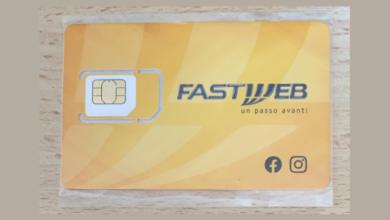 Photo of Ecco le nuove SIM di Fastweb Mobile che utilizzano direttamente la rete Wind Tre