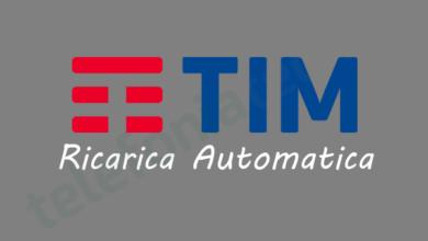 Photo of TIM: 100 Giga gratis al mese per 3 mesi con Ricarica Automatica