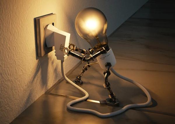 arera luce lampadina