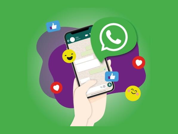 privacy whatsapp disegno smartphone smile