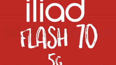 iliad Flash 70