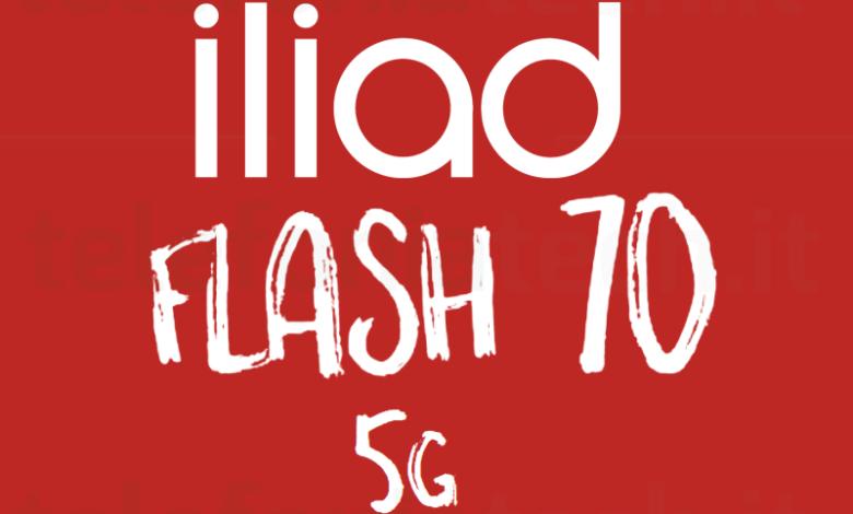 iliad Flash 70