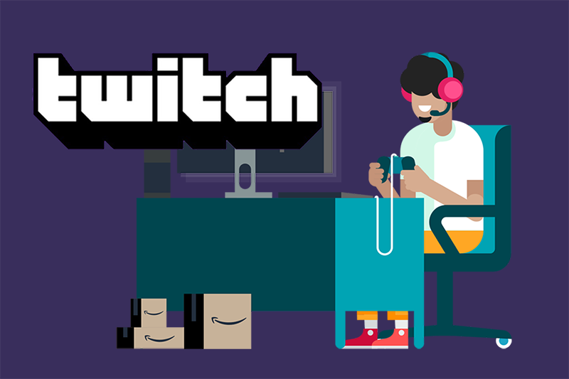 amazon prime gaming twitch